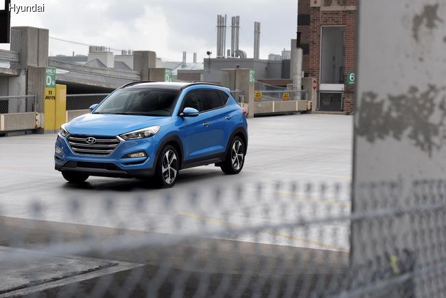 Hyundai Tucson – новое звучание знакомого имени