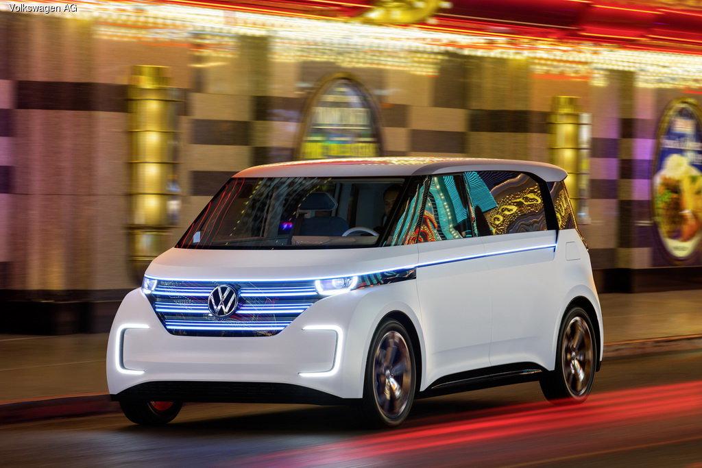 Volkswagen готовит бюджетный электромобиль