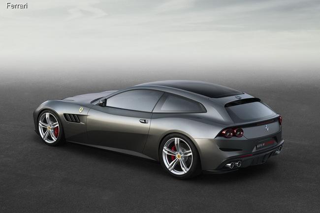 Ferrari покажет в Женеве замену FF