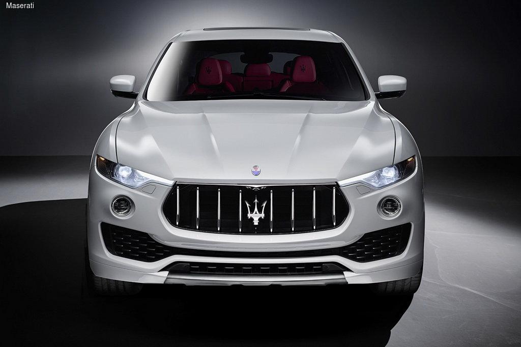 Maserati начала выпуск спортивного кроссовера