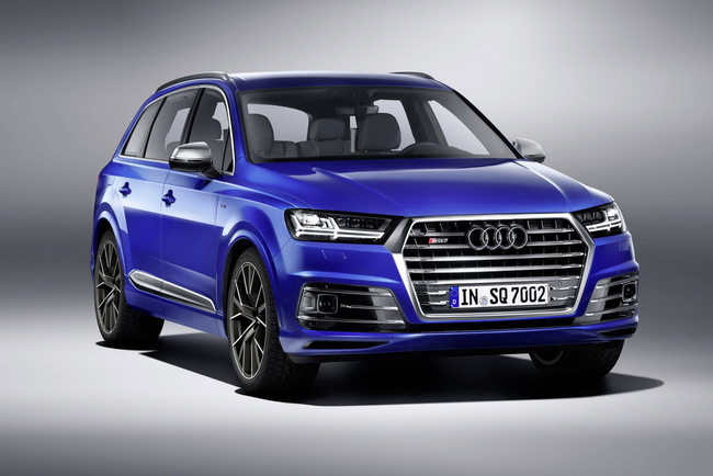 У Audi появился супер-двигатель с электронаддувом