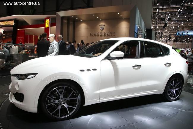Женевский автосалон 2016: Топ-5 самых красивых автомобилей выставки