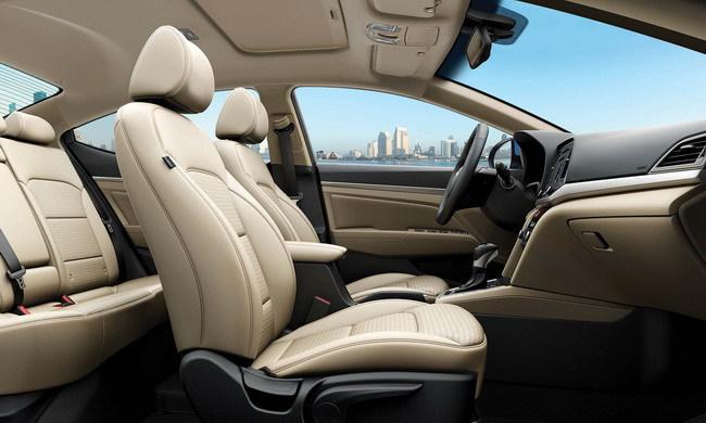 Новая Hyundai Elantra: раскрыты подробности