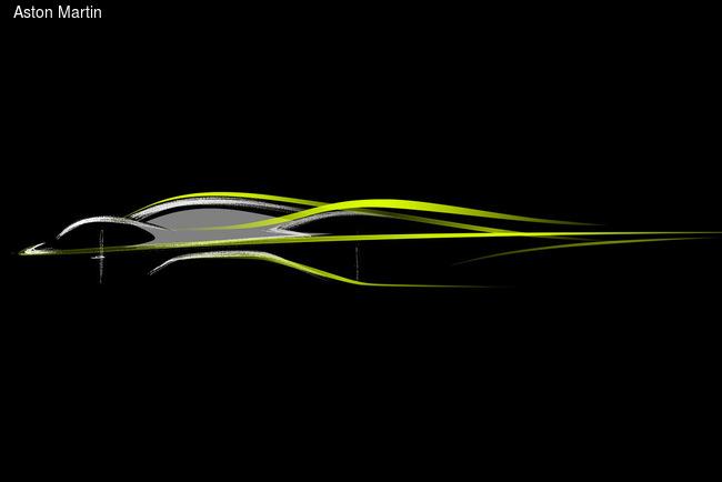 Aston Martin создал версию спорткара Vantage
