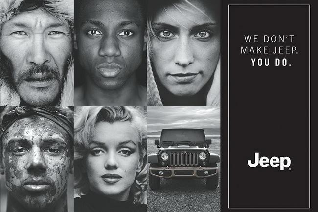 Jeep отмечает юбилей специальными ценами