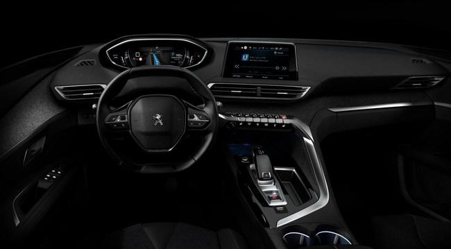 Peugeot презентовал i-Cockpit второго поколения