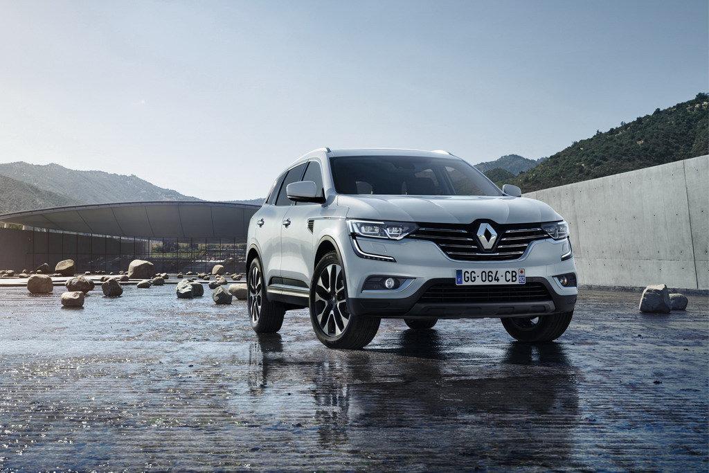 Рассекречен новый Renault Koleos