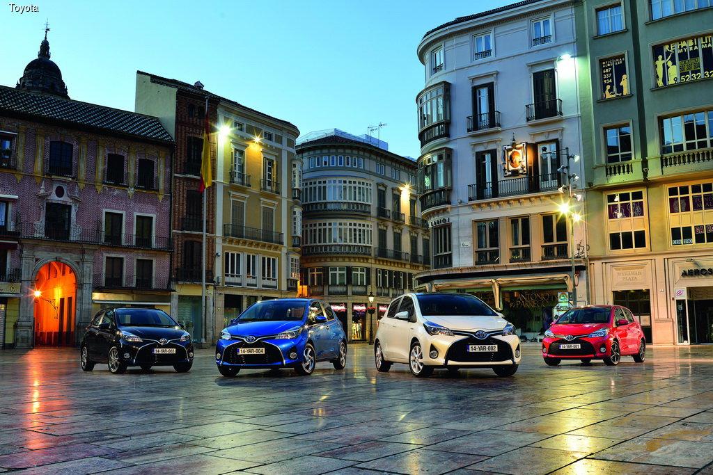 Toyota возглавила автопроизводителей по версии Forbes