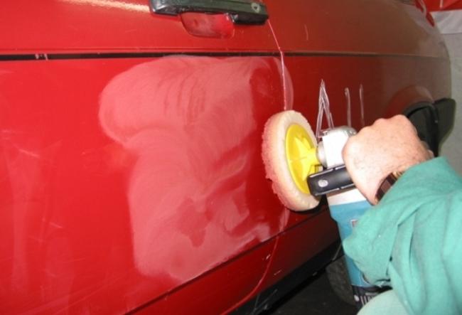 Чем удалить капли краски с кузова автомобиля