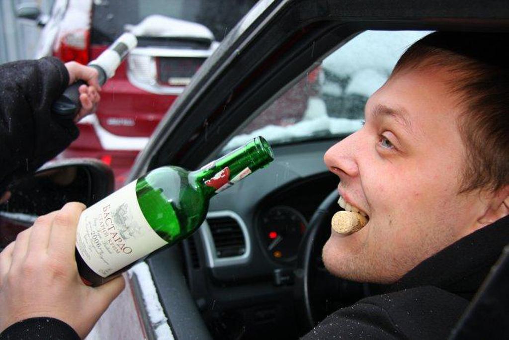 Сколько можно выпить водителю на праздники?