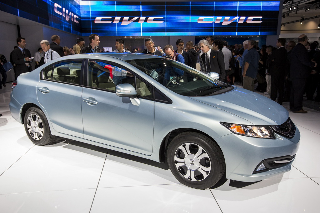 Хонда цивик 2013 фото