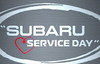 Subaru Service Day
