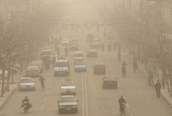 Экология в Китае и нормы расхода топлива