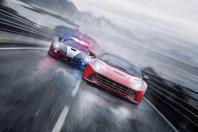 Need for Speed Rivals Тизерный трейлер с красивым музыкальным оформлением!