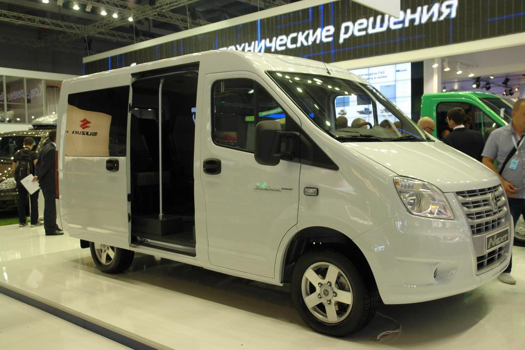 АвтоклубКазань Коммерческий транспорт 7 I 104 I 2015