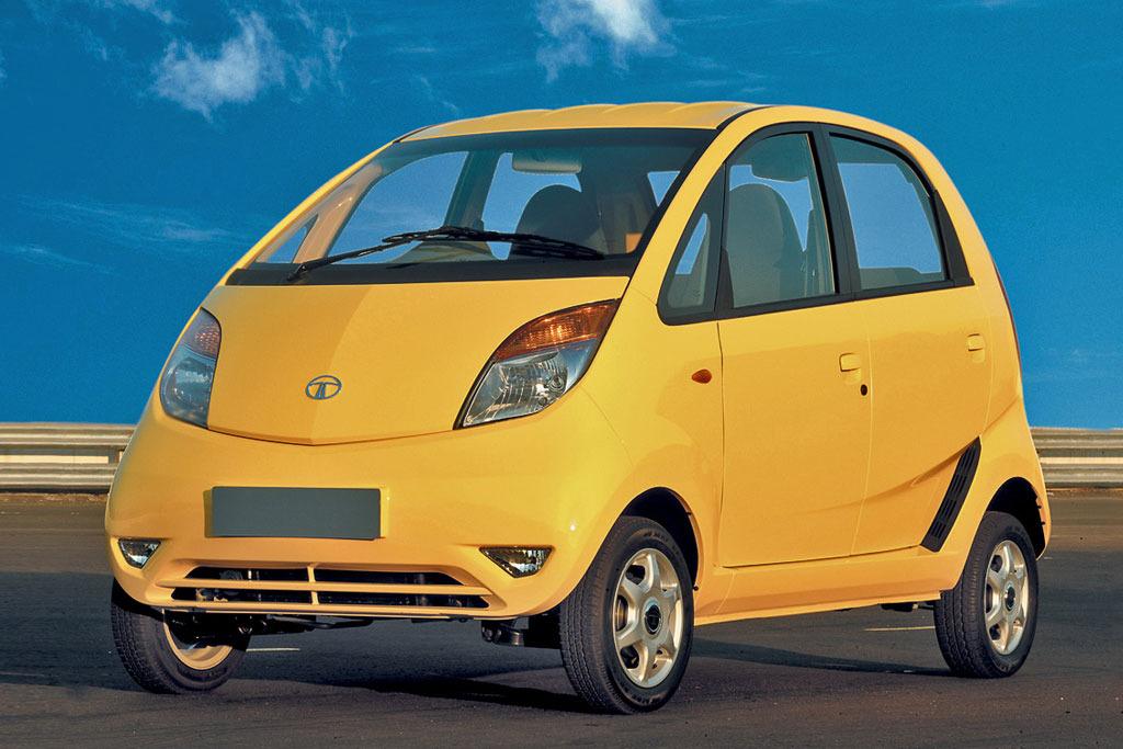 tata nano the peoples car