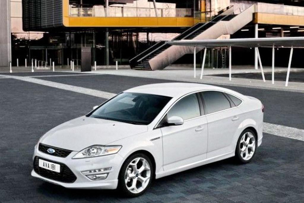 форд мондео 2012