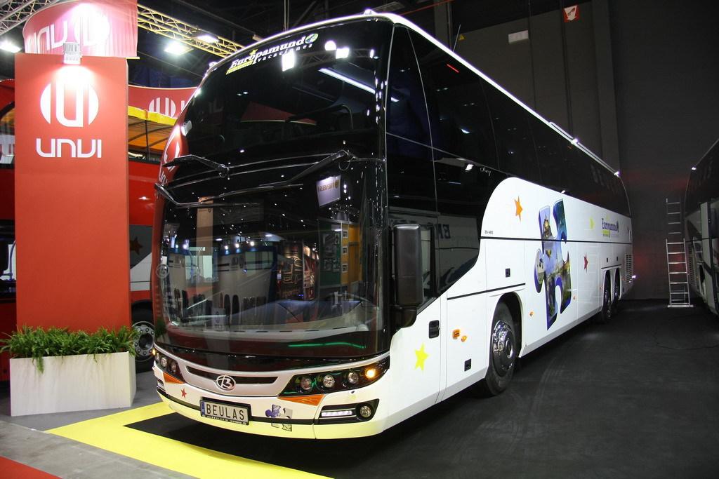 Автобус MAN Beulas Aura HGL