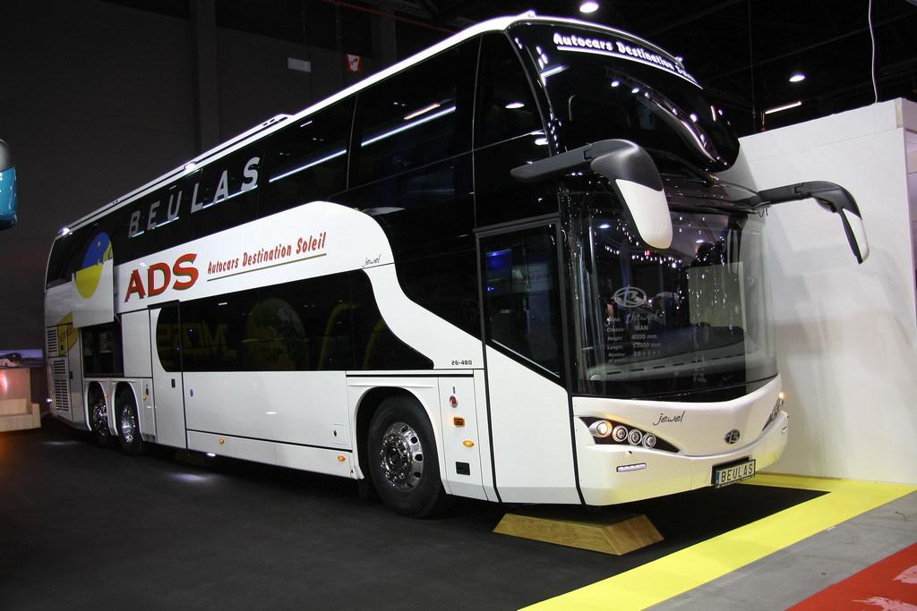 Автобус MAN Beulas Jewel