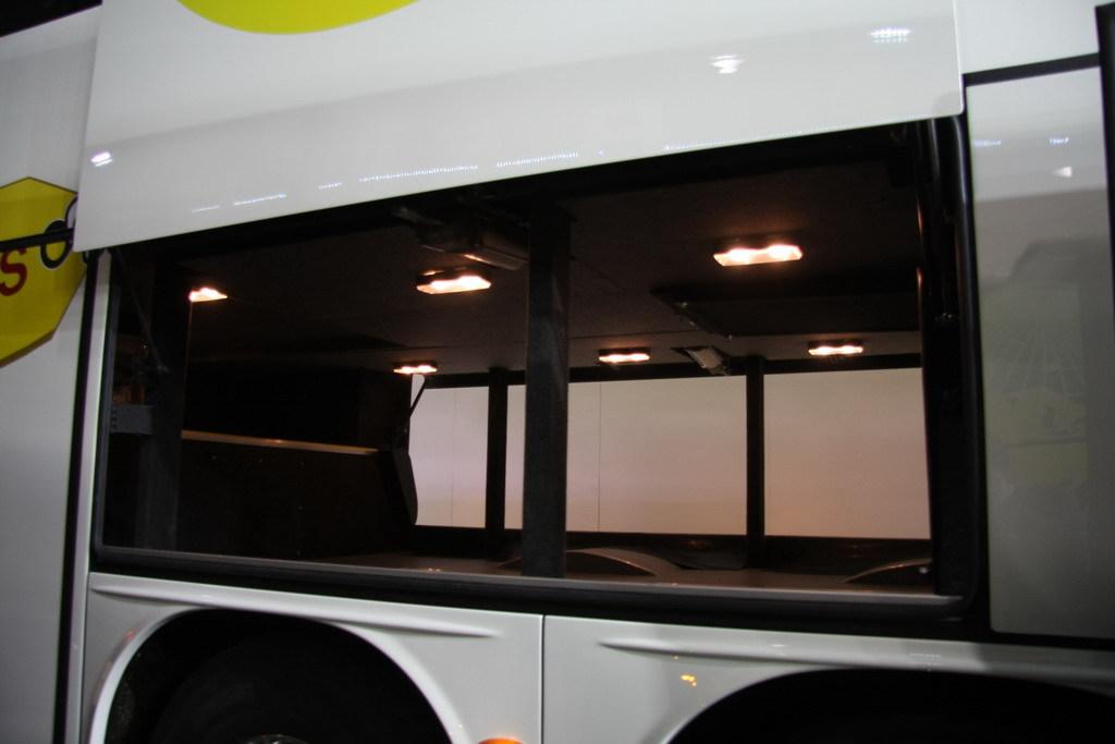 Багажник автобуса МАН Beulas Jewel