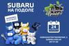 24 ноября Subaru на Подоле проведет Subaru Service Day