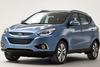 Обновленный внедорожник Hyundai ix35