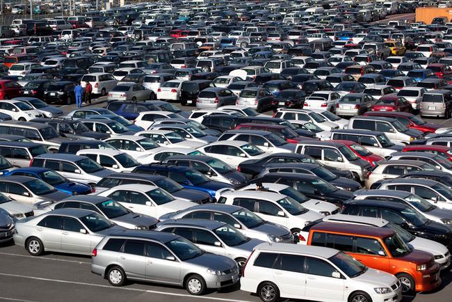 Японские машины составили половину российского парка иномарок - Рамблер-Новости