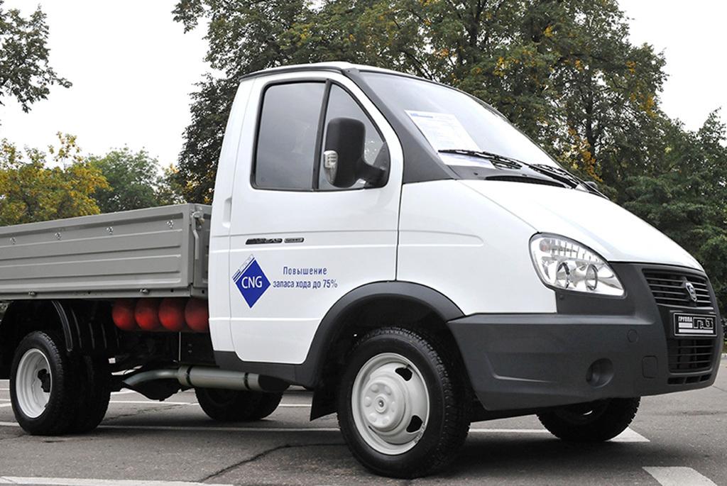 Начался выпуск автомобилей «ГАЗель Бизнес CNG» с битопливными двигателями