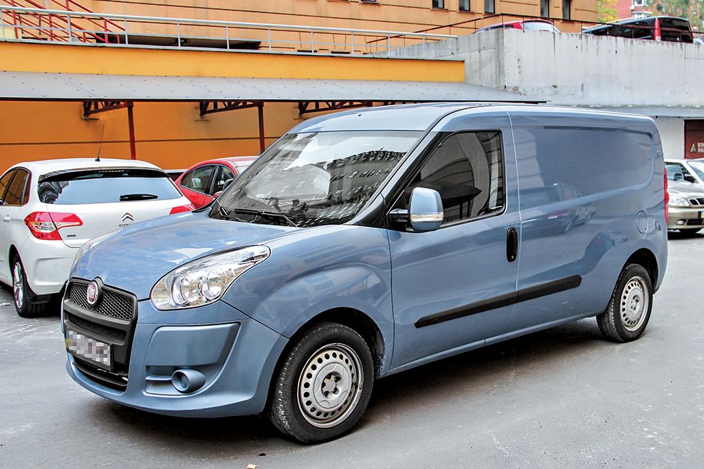 ГБО для Fiat Doblo