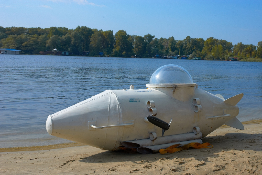 Как сделать своими руками мини подводную лодку