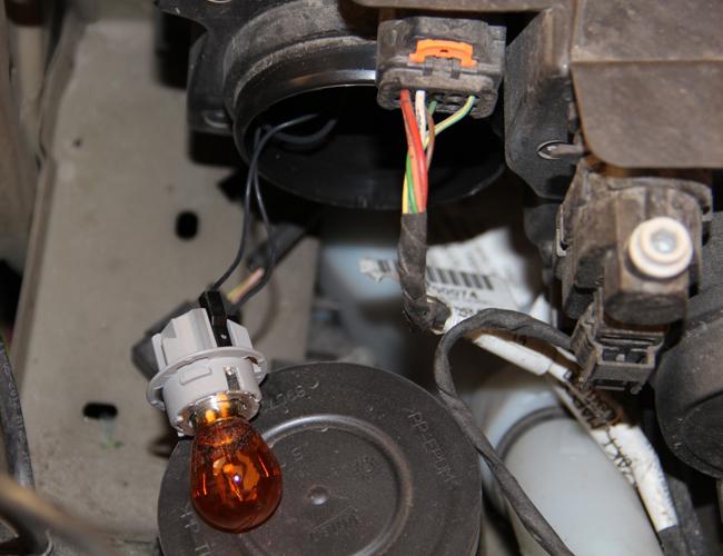 Замена ламп в пежо 308 своими руками 32