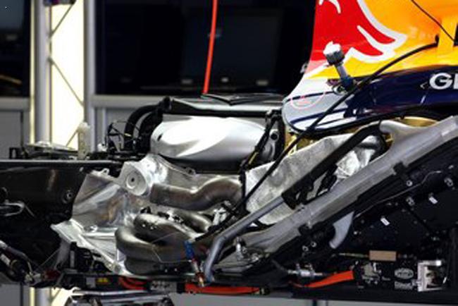 Новые моторы для Формулы 1