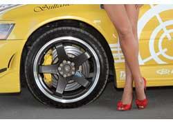 12-поршневые тормозные суппорты не часто встретишь даже в гоночных машинах.