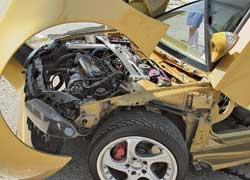 Ни один Civic в 1990-х годах не ездил, как этот: на заводском конвейере такими 2,0-литровыми двигателями их не комплектовали.