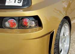 Когда создатели придирчиво комплектовали машину новыми деталями, дольше всего подбирали заднюю оптику и колесные диски.