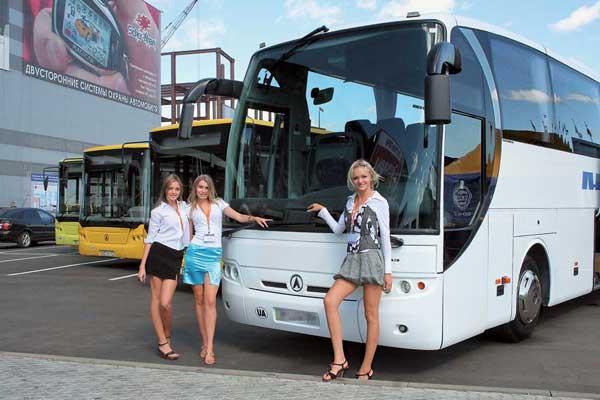 Туристический лайнер 52081 «НеоЛАЗ»
