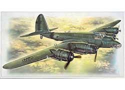 Тяжелый бомбардировщик Piaggio P108B