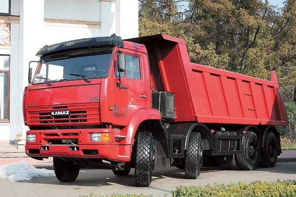 КАМАЗ-65201 (8х4)
