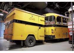 Грузовой прицеп Hagghund & Soner (1970 г.) на 1180 кг – для пригородных автобусов.