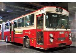 Сочлененный 18-метровый Volvo (1980 г.). Кузов – Saffle Karosserie AB. Мест – 119 (сид. – 69). Такие еще работают в Украине!