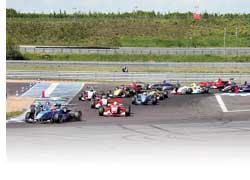 Первый этап международного Чемпионата ATS Formel-3 Cup