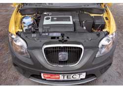 Мотор 2.0 TFSI мощный и эластичный, но требователен к качеству топлива.