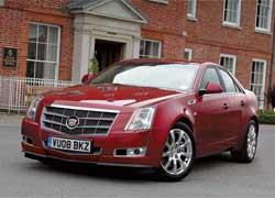 В сентябре нынешнего года в салоны европейских дилеров Cadillac поступит новое поколение седана CTS