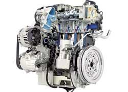 Турбодизельный двигатель с непоср. впрыском