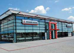 В Ужгороде состоялось торжественное открытие концептуального дилерского центра Mitsubishi Motors компании «Автоцентр-Ужгород».