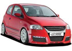 Ультракомпактный автомобиль Volkswagen Fox пришел на смену модели Lupo и производится в Бразилии.