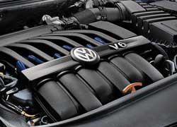 Аналогичный 3,6-литровый мотор V6 используется также на внедорожниках VW Touareg и Audi Q7.