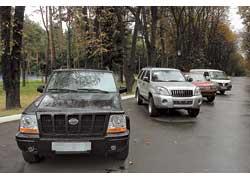 Отныне все автомобили, импортируемые в Украину компанией «Дади-Центр», будут поступать под маркой Groz.