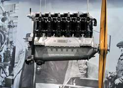 Фирма BMW начинала в годы Первой мировой войны с производства авиамоторов, которые разработал Макс Фриц.