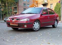 Renault Megane 1995–2002 г. в. от $6 000 до $12 700